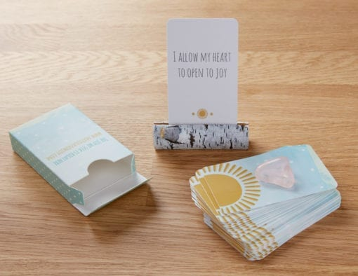 May You FInd Joy Intention Cards - Gift Set