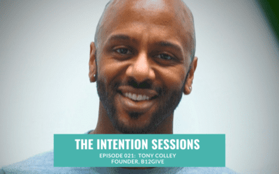 Episode 021: Tony Colley