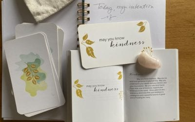 May You Know Joy Intention Cards: How To Use Them