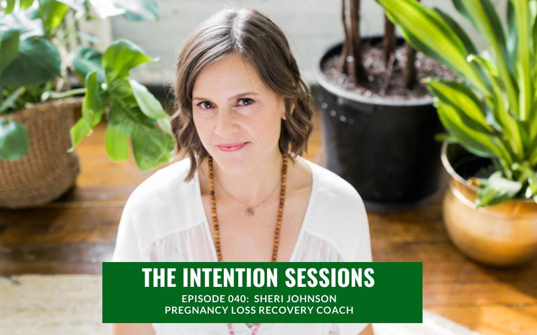 Episode 040: Sheri Johnson